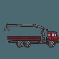Вывоз металлолома ломовозом