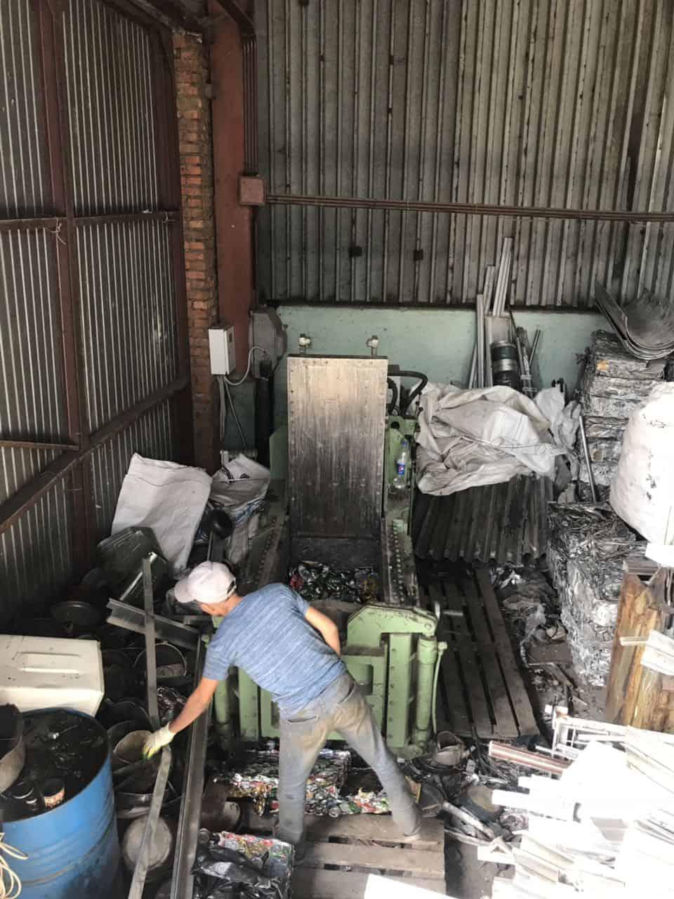 вывоз металлолома в Москве и Московской области